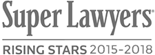 Super Lawyers Rising Stars 2015-2018